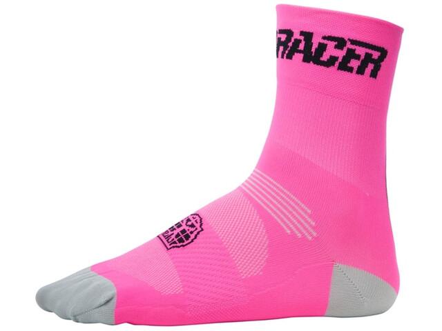 Bioracer Summer Socken fluo pink
